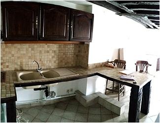 Aménagement studio dans 2 chambres de bonnes