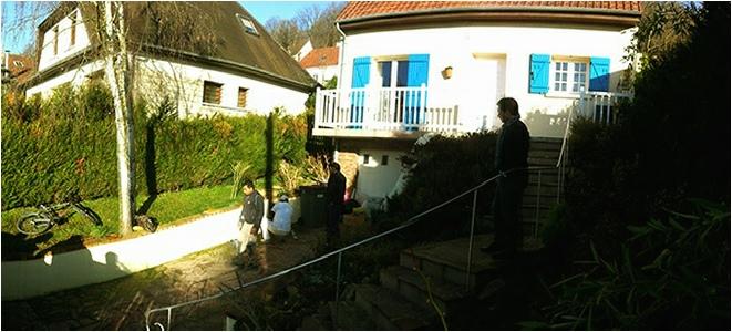 Extension Terrasse Sur Pilotis